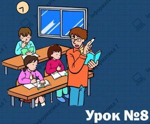 Табличний процесор, його призначення. Об'єкти електронної таблиці, їх властивості. Урок 8 (7 клас)